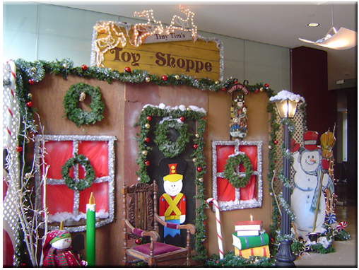 Christmas Toy Shoppe
